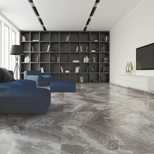 Керамический гранит BLACK&WHITE натуральный