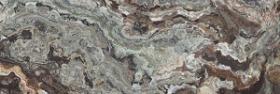 Плитка настенная Brouni коричневый  (25х75) купить