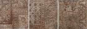 Глазурованный керамогранит декорированный Феррум Лофт 6046-0201 (45х45) купить