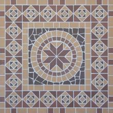Мозаика-панно клинкерное Квадрат 100*100 купить