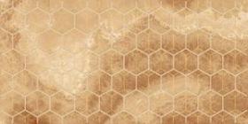 Декор Prime оранжевый (25х50) купить
