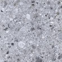 Керамогранит Terrazzo K-331/MR светло-серый матовый  (60х60) купить