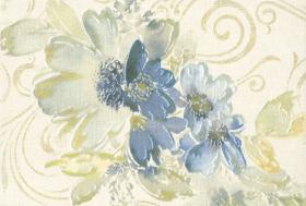 Декор Adele голубой V9AL0148M тип 1 центр (40х27) купить
