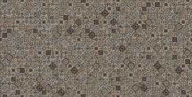 Плитка настенная Измир коричневый (25х50) купить