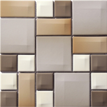 Мозаика керамогранит Day-TO-Day норковый глянц. К5400658 (30х30) купить