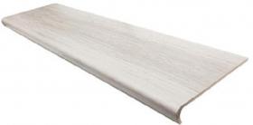 Ступень SERPEGIANTE (32.5х120) белый ректиф. лаппат. купить