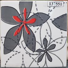 Декор Aplauz flower czary centro 1 (10х10) купить