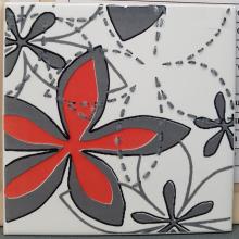Декор Aplauz flower czary centro 2 (10х10) купить