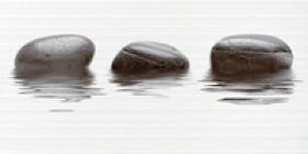 Декор Фреш черный (25х50) 10-04-04-330 купить