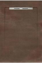 Душевой поддон SLOPE COSMO 524 Copper Line (90х135) 40040410350200 купить