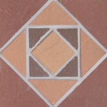 Мозаика-вставка клинкерная Квадрат 15*15 купить