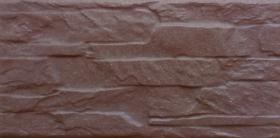 Фасадная клинкерная плитка Арагон коричневый (25х12,5) купить