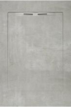 Душевой поддон SLOPE BETON Grey Line (90х135) 40020410250200 купить