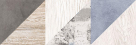 Плитка настенная декорированая матовая ВЕСТАНВИНД 1 натуральная 1064-0167 (20х60) купить