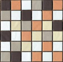 Мозаика керамогранит Semplice mix табачный K5261834 М5х5см купить