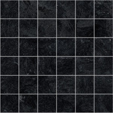 Мозаика Hard черный (30х30) купить