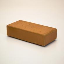 Кирпич клинкерный тротуарный Песочный (20х10) купить