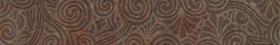Бордюр Сардиния коричневый Фашиа Загара (7,2х45) 610090000353 купить
