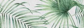 Плитка настенная Bosco Verticale BVU093 цветы серый (25x75) купить