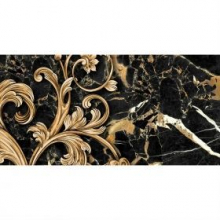 Декор Saint Laurent №3 Черный 9АС331 (30х60) купить