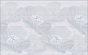 Декор Эрмида серый (25х40) 09-03-06-1021-1 купить