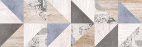Плитка настенная декорированая матовая ВЕСТАНВИНД 2 натуральная 1064-0168 (20х60) купить