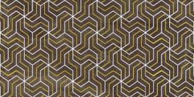 Декор Crystal Fractal коричневый (30х60) купить