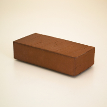 Кирпич клинкерный тротуарный Рубин Гамма (20х10) купить