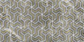 Декор Crystal Fractal серый (30х60) купить