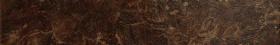 Бордюр Калабрия коричневый фашиа Рамаж (7,2х45) 610090000358 купить