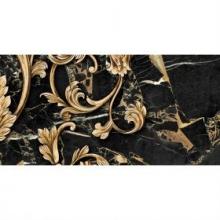 Декор Saint Laurent №4 Черный 9АС341 (30х60) купить