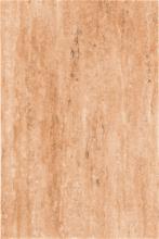 """Плитка настенная """"Травертино"""" коричневая глянец (20х30) купить"""