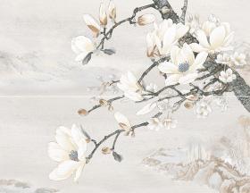 Декор-панно Dolorian серый П113071 (46х60) комплект из 2 шт. купить
