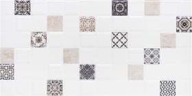 Декор 1 АСТРИД 1041-0235 белый (20х40) купить
