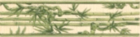 "Бордюр ""Ретро бамбук"" салатовый (6,2х25) купить"