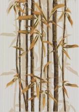 """Вставка """"Ретро бамбук 2"""" коричневый (25х35) купить"""