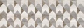 Декор АЛЬБЕРВУД 1664-0169 геометрия (20х60) купить
