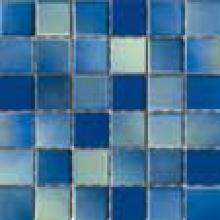 Мозаика керамогранит Сolorline k5089824 mix 1зелено-голубой 5х5см (30х30) купить