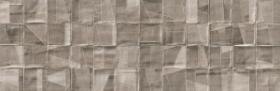 Плитка настенная Nerina Slash O-NNS-WTA092 рельеф серый (29x89) купить
