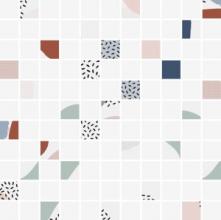 Вставка Trendy TY2O451 мозаика арт многоцветный (30x30) купить