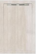 Душевой поддон SLOPE COSMO 524 White line (80х120) 40040210150200 купить