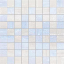 Мозаика Diadema голубой+белый (30х30) купить