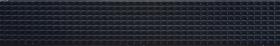 Бордюр OPTICA WLAST006 черный (59,8х9,7) купить