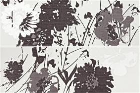 Панно TENDENCE черно-бел. WITVE005 (40х60) купить
