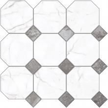 Декор BLACK & WHITE K-60/d02 (60х60х1) купить