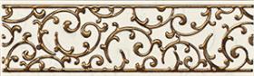 Бордюр АНАСТАСИЯ белый 1502-0603 (7,5х25) купить