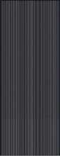 Декор Vogue 2 черно-серебряный k061374 (20 х 50) купить