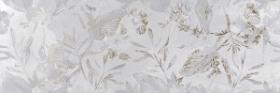 Вставка Bosco Verticale BV2U092 цветы серый (25x75) купить