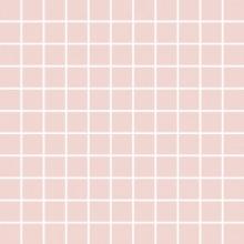 Вставка Trendy TY2O071 мозаика розовый (30x30) купить
