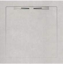 Душевой поддон SLOPE BETON White Line (90х90) 40020310150200 купить